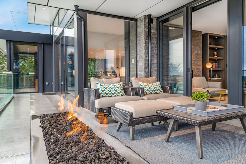 Can You Have A Balcony Fire Pit?