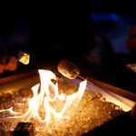 Can You Roast Marshmallows On A Propane Fire Pit?