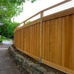 How Long to Wait Before Staining a Pressure Treated Wood Fence